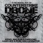 COUNTERSTRIKE - Drone (remixes) (Front Cover)