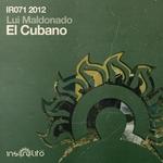 MALDONADO, Lui - El Cubano (Front Cover)
