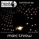 THROW, Marc - Continue EP (Front Cover)