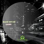 LAUBO - Black City EP (Front Cover)