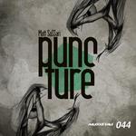 MATT SASSARI - Puncture EP (Front Cover)