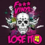 F VINYL - Lose It (Front Cover)