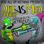 DIRT MONKEY - Intergalactic EP (Front Cover)
