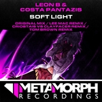 LEON B/COSTA PANTAZIS - Soft Light (Front Cover)