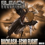BACKLASH - Echo Flight (Front Cover)
