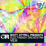 ATTRILL, Scott presents ELECTRONIK OCHESTRA - YEA (Front Cover)