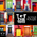 GOLDEN TOYZ, The - In Your HouZe (Front Cover)