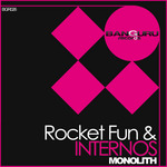 ROCKET FUN & INTERNOS - Monolith (Front Cover)