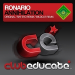 RONARIO - Annihilation (Front Cover)