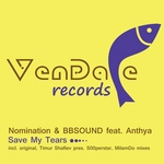 NOMINATION/BBSOUND feat ANTHYA - Save My Tears (Front Cover)