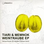 TIARI/MEMNOK - Weintraube EP (Front Cover)