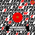 HORRORBASS - Raw Experience (Front Cover)