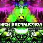 VARIOUS - High Destruction: Vol 1 (Front Cover)