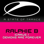 RALPHIE B - Icarus (Front Cover)
