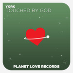 YORK - Touched By God (Front Cover)