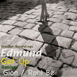 EDMUND/GION/RONI BE - Get Up Ok (remixes) (Front Cover)