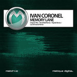 IVAN CORONEL - Memory Lane (Front Cover)