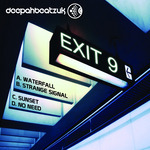 EXIT9 - Waterfall EP (Front Cover)