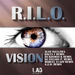 RILO - VISION (Front Cover)