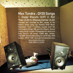 MAX TUNDRA - QY20 Songs (Front Cover)