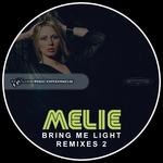 MELIE - Bring Me Light remixes Vol 2 (Front Cover)