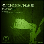 ANTONIO DE ANGELIS - Inversion EP (Front Cover)