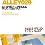 STEPHEN J KROOS - Procrastination (Front Cover)