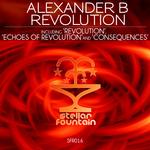 ALEXANDER B - Revolution (Front Cover)