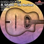 ARMADA, David - El Gitano: The Remixes (Front Cover)