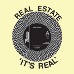 REAL ESTATE - It's Real (Front Cover)