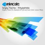 SERGEY TKACHEV - Ankylophobia (Front Cover)