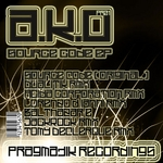 AKO - Source Code EP (Front Cover)