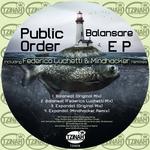 PUBLIC ORDER - Balansare EP (Front Cover)