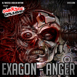 EXAGON/DA BOOMER/THE UNKNOWN - Anger - Darkside Unleashed #14 (Front Cover)