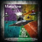 ILGNER, Markus - Big Gorilla Alien Wolf Monster (Front Cover)