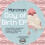 MARCMAN - Day of Birth EP (Front Cover)