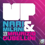 NARI & MILANI vs MAURIZIO GUBELLINI - Up (Front Cover)