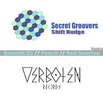 SECRET GROOVERS - Shift Nudge (Front Cover)