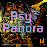 VARIOUS - Psy Panora (Front Cover)