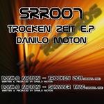 DANILO MOTON - Trocken Zeit EP: Srr007 (Front Cover)