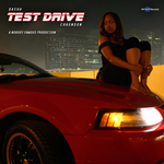 DASHA - Test Drive: Single (Front Cover)