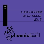 VARIOUS - Luca Facchini In Da House Vol 5 (Front Cover)