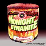 BLAIS, Johnny/DANNY DEP - Midnight Dynamite (Front Cover)