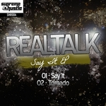 REALTALK - Say It EP (Front Cover)