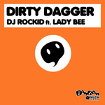 DJ ROCKID feat LADY BEE - Dirty Dagger EP (Front Cover)