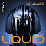 GANUNG, Ted feat DJ GORAN aka GO CUT - Liquid (Front Cover)