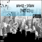 MAN-RO - Saxman Part II (Front Cover)