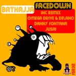 BATHAJJA - Facedown (Front Cover)