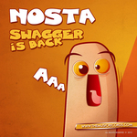 NOSTA - Swagger Is Back (Front Cover)