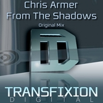 ARMER, Chris - From The Shadows (Front Cover)